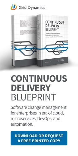 Continuous Delivery Blueprint by Max Martynov and Krill Evstigneev