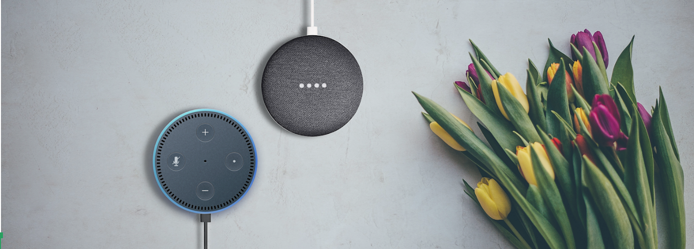 How we built a conversational AI for ordering flowers over Amazon Alexa or Google Home