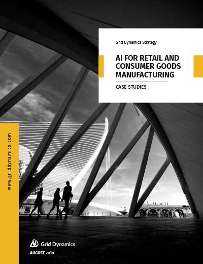 AI for Retail and Consumer Goods Manufacturing