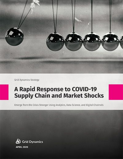 A Rapid Response to COVID-19 Supply Chain and Market Shocks