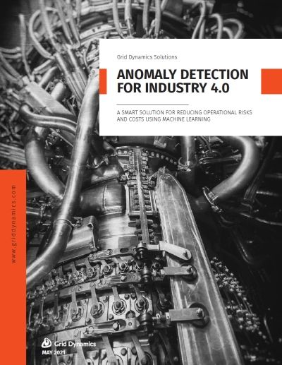 Anomaly Detection for Industry 4.0