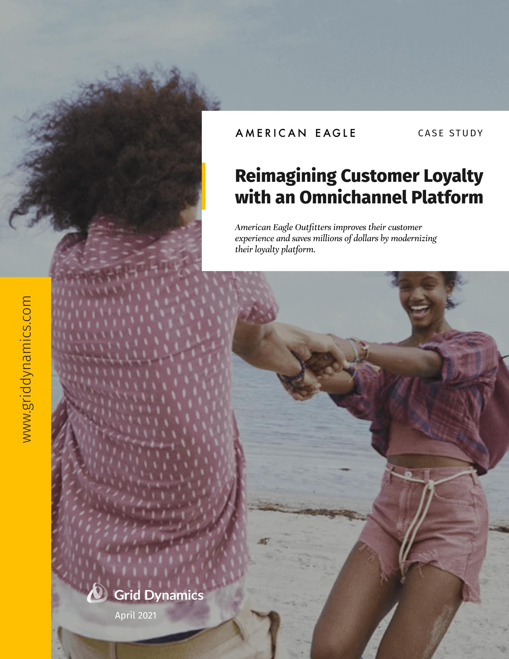 Reimaging Customer Loyalty with an Omnichannel Platform